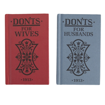Don Ts For Wives And Husbands